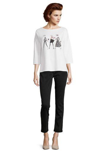 Betty Barclay Sweatshirt mit Applikation