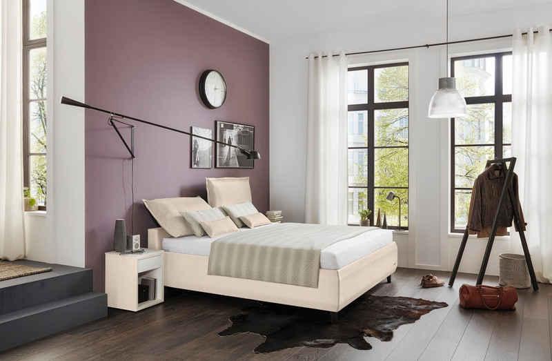 JETTE Betten Polsterbett »#106 Function«, mit Bettkasten, einteilige Matratze, 140 cm
