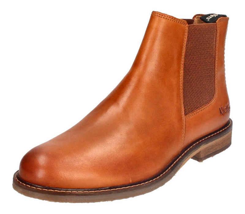 Kickers »ALPHATRI« Chelseaboots Camel Fonce