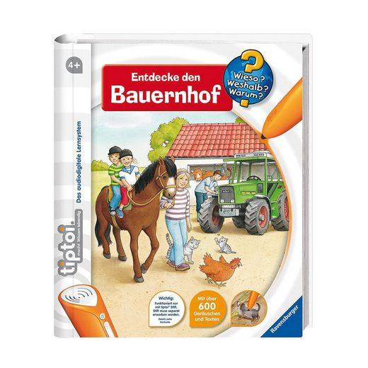 Ravensburger tiptoi®: WWW Entdecke den Bauernhof
