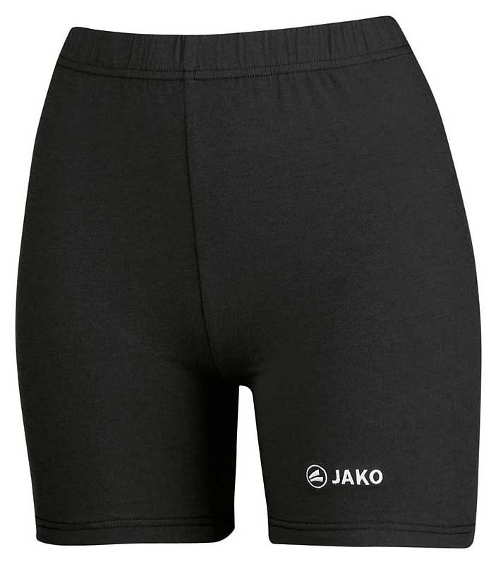 JAKO Short Tight Basic Damen in schwarz