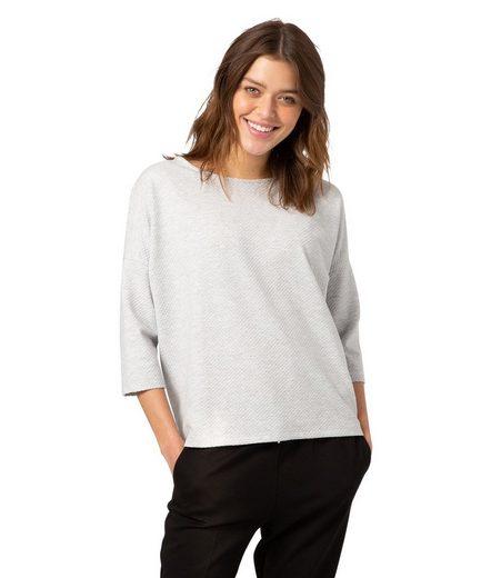 SOCCX Longsweatshirt mit flauschiger Innenseite