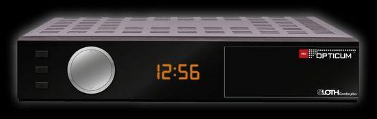Opticum Red »HD Sloth Combo Plus« SAT-Receiver