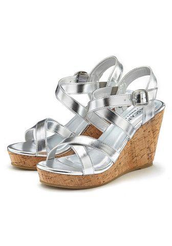 LASCANA Туфли на высоком каблуке