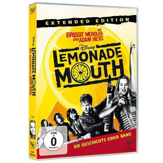 Disney DVD Lemonade Mouth - Die Geschichte einer Band
