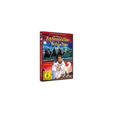 DVD Die Schönsten Zeichentrickfilme zu Weihnachten (5 Filme)