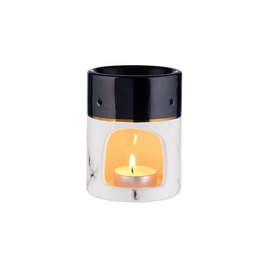 BUTLERS AMBIANCE »Aromalampe Duftwax Marmor«