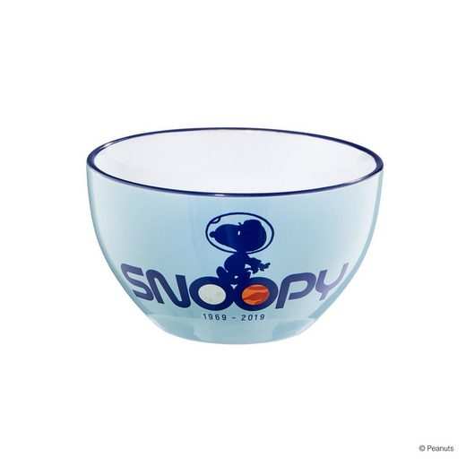BUTLERS PEANUTS »Schale Snoopy Space Traveler Mond 650ml«