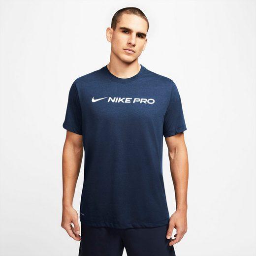 Nike T-Shirt »Nike Pro Dri-FIT Men's T-Shirt« Dri-FIT-Technologie