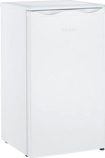 Severin Table Top Kühlschrank VKS 8805, 84,5 cm hoch, 48 cm breit