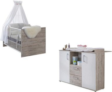 arthur berndt babym bel set bente 2 tlg kaufen otto. Black Bedroom Furniture Sets. Home Design Ideas