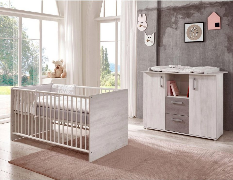 arthur berndt babym bel set insa 2 tlg kaufen otto. Black Bedroom Furniture Sets. Home Design Ideas