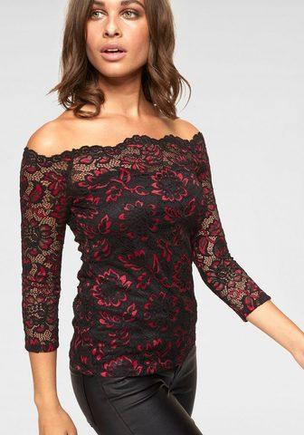 MELROSE Кружевная блуза
