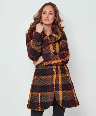buy online beee8 4df95 Mantel in bunt online kaufen | OTTO