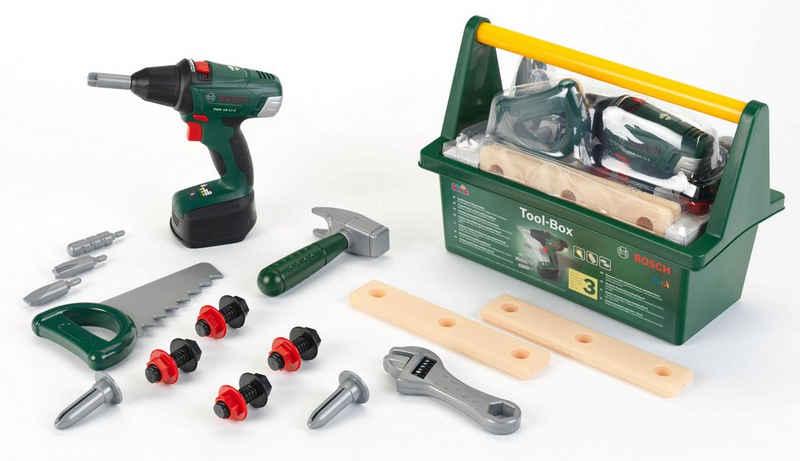 Klein Spielwerkzeugkoffer »Bosch Werkzeug-Box«