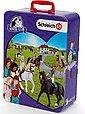 Klein Spielfigur »Schleich Sammelkoffer Horse Club«, Bild 2