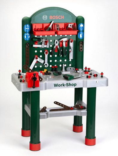 Klein Werkbank »Bosch Workshop«, Made in Germany