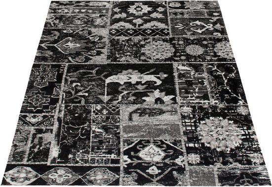 Teppich »Elliot«, Bruno Banani, rechteckig, Höhe 10 mm, weiche Haptik