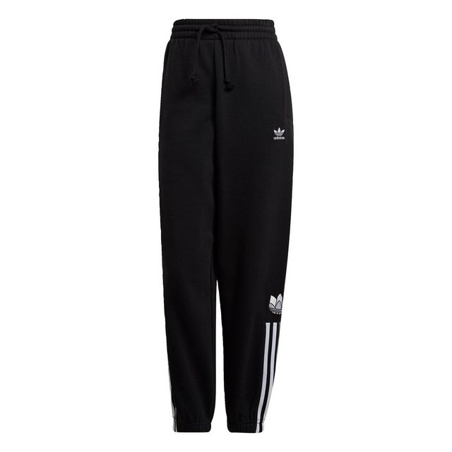 Hosen - adidas Originals Sporthose »LOUNGEWEAR Adicolor 3D Trefoil Fleece Hose« ›  - Onlineshop OTTO