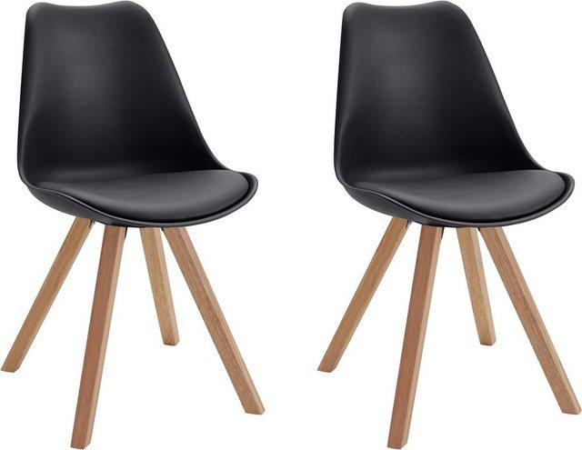 Stühle und Bänke - Homexperts Stühle »Kaja« (2 Stück)  - Onlineshop OTTO