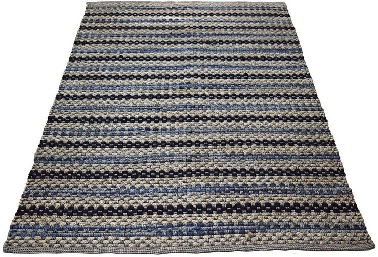 Teppich »Olivia«, andas, rechteckig, Höhe 14 mm, Naturprodukt