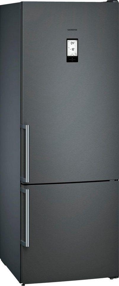 siemens k hl gefrierkombination iq500 kg56nhx3p 193 cm. Black Bedroom Furniture Sets. Home Design Ideas