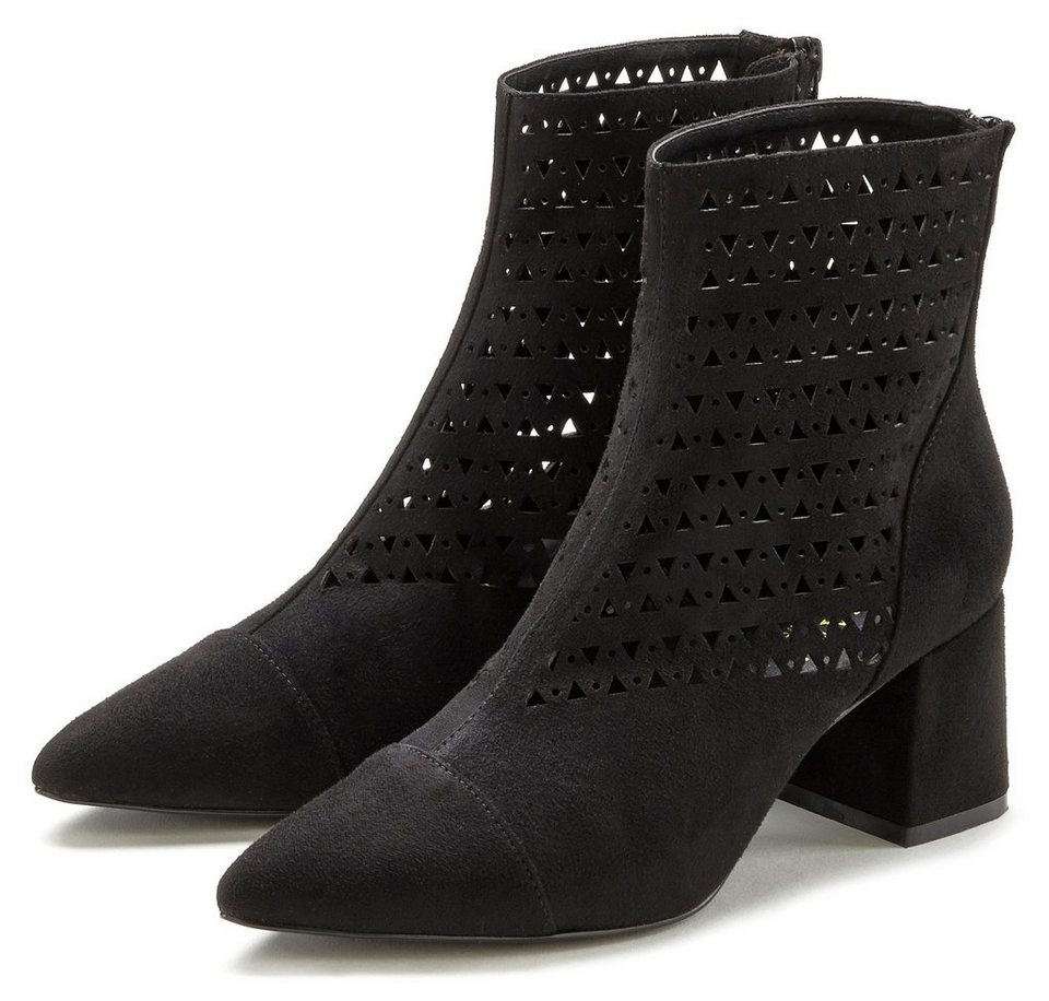 36 38 39 Patrizia Dini Klassische Stiefeletten Damen Ankle Boots Gr