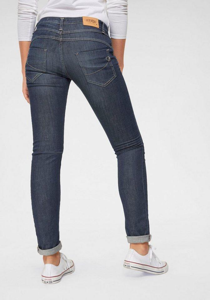 please jeans gerade jeans p081i straight cut otto. Black Bedroom Furniture Sets. Home Design Ideas