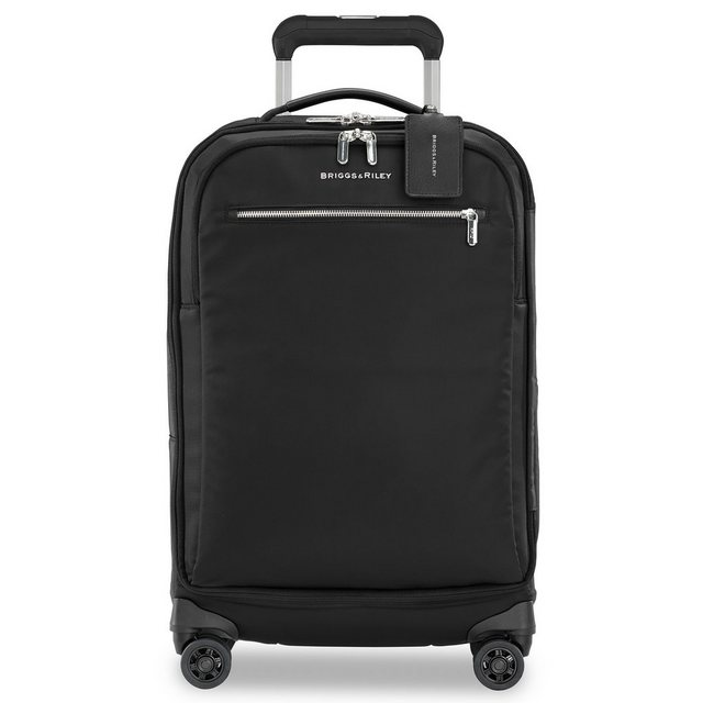 Briggs&Riley Rhapsody 4-Rollen Kabinentrolley 56 cm | Taschen > Koffer & Trolleys > Trolleys | Schwarz | Briggs&Riley