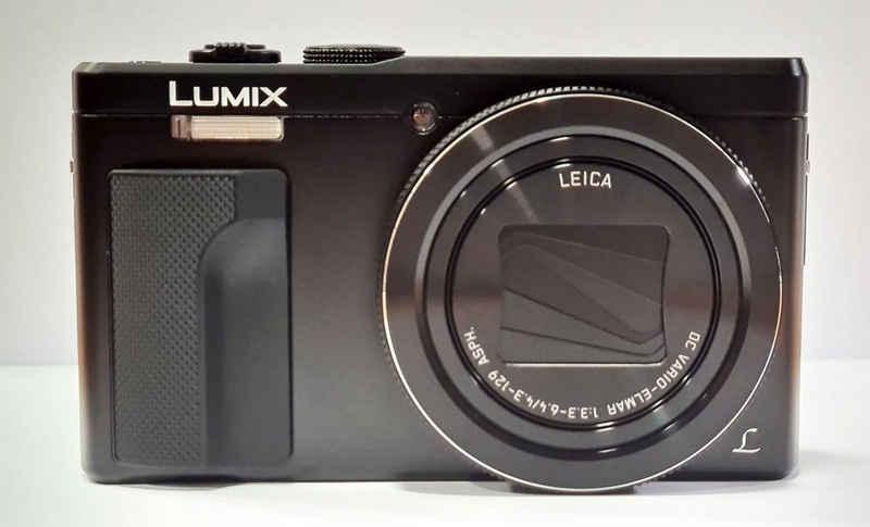 Panasonic »Lumix DMC-TZ81EG-K schwarz« Kompaktkamera