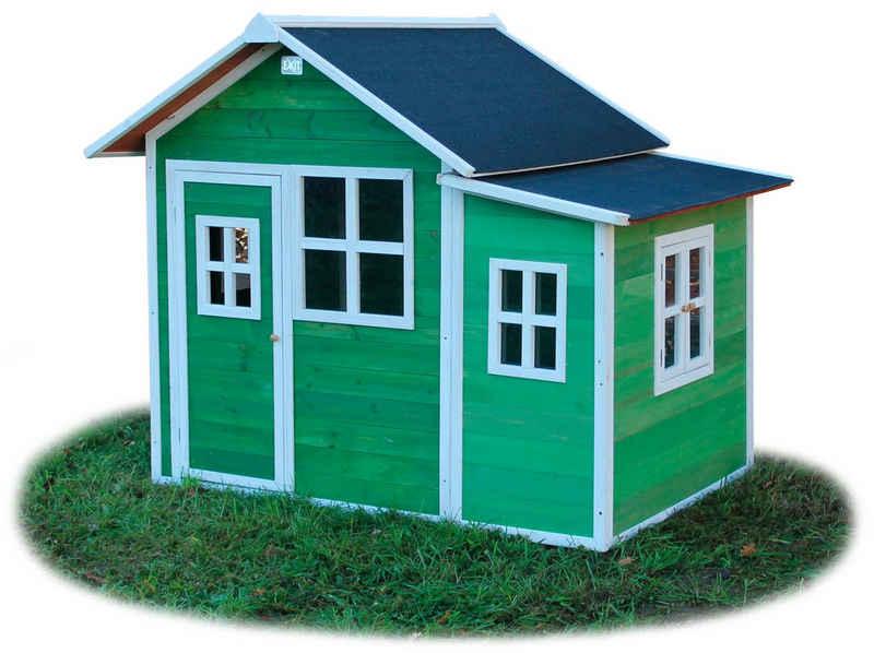 EXIT Spielhaus EXIT Loft 150 grün, BxTxH: 149x191x160 cm