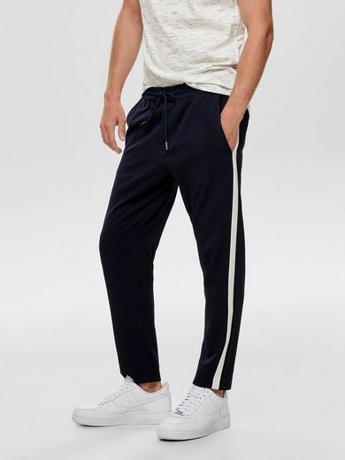 ONLY & SONS Einfarbige Hose