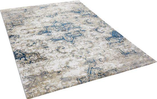 Teppich »Anna Maria orient«, Gino Falcone, rechteckig, Höhe 20 mm