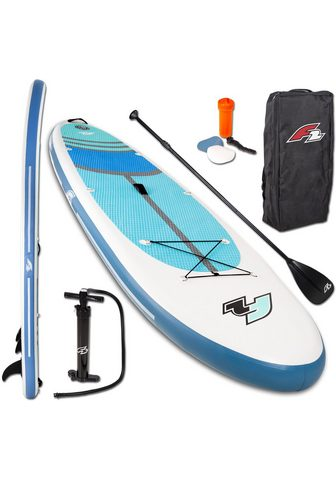 F2 Inflatable SUP-Board »Cross« (Rinkinys...