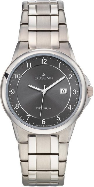 Dugena Titanuhr »Gent, 4460513« | Uhren | Dugena