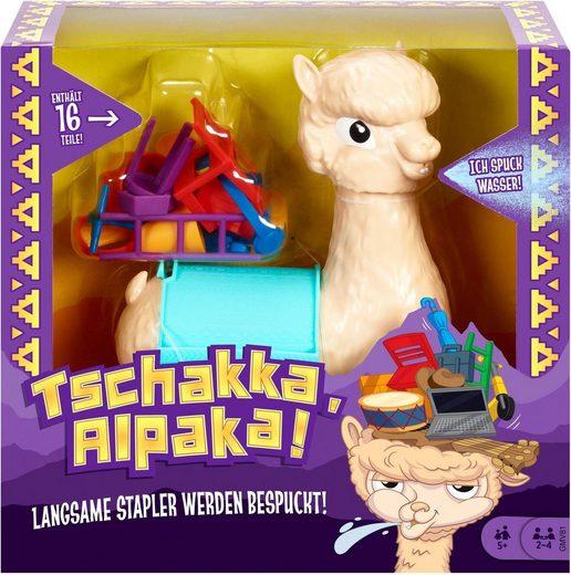 Mattel games Spiel, »Taschakka Alpaka!«