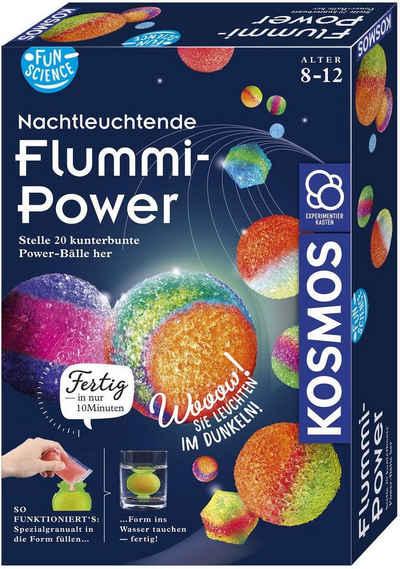 Kosmos Experimentierkasten »Fun Science Nachtleuchtende Flummi-Power«