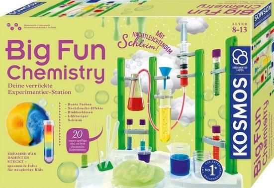 Kosmos Experimentierkasten »Big Fun Chemistry«