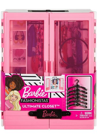 MATTEL ® Puppenkleiderschrank