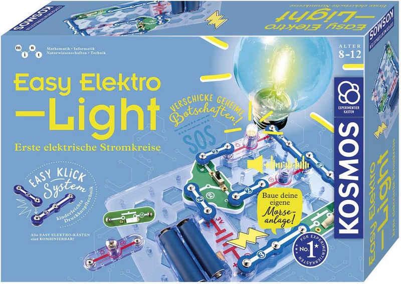 Kosmos Experimentierkasten »Easy Elektro - Light«