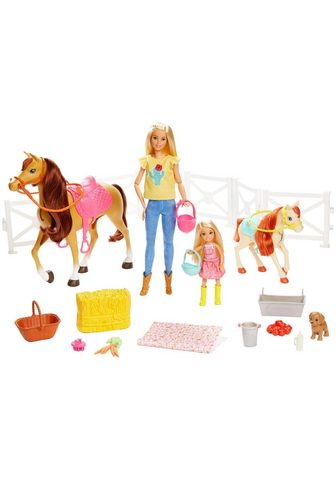"MATTEL ® кукла ""Barbie Reitspaß..."