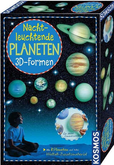 Kosmos Experimentierkasten »Nachtleuchtende Planeten«