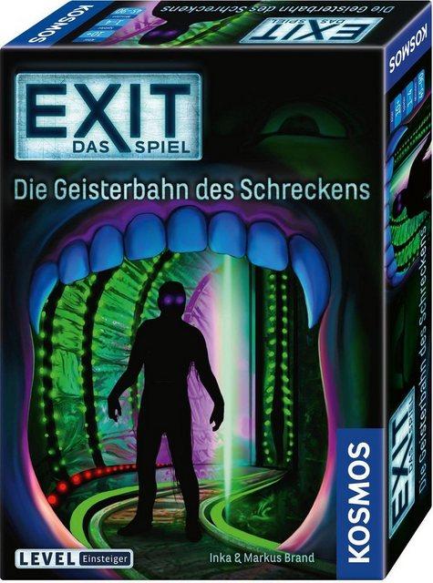 Image of Brand, Inka: EXIT - Die Geisterbahn des Schreckens