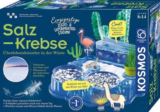 Kosmos Experimentierkasten »Salzkrebse«, Made in Germany
