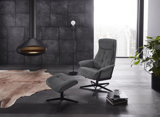Places of Style Relaxsessel »Westchester« (Set, 2-tlg)