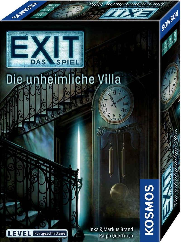 Kosmos Spiel, »EXIT - Die unheimliche Villa«, Made in Germany