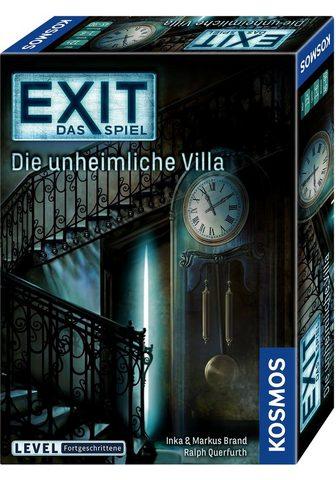 """KOSMOS Spiel """"EXIT - Die unheimliche Vil..."""