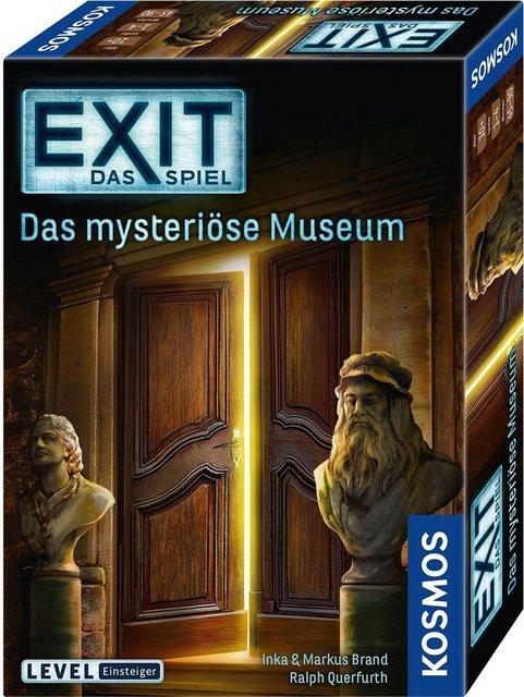 Image of EXIT - Das mysteriöse Museum