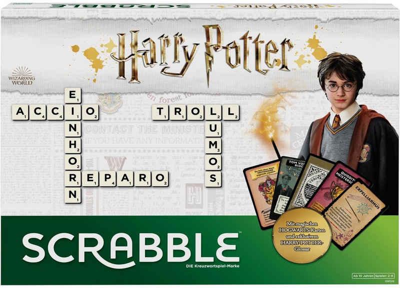 Mattel games Spiel, »Harry Potter Scrabble«