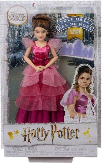 Mattel® Anziehpuppe »Weihnachtsball Hermione Granger Puppe«